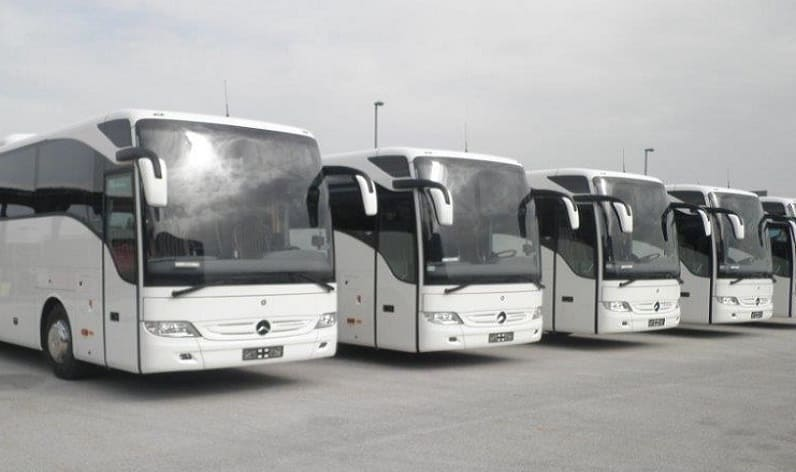 Normandy: Bus company in Mont-Saint-Aignan in Mont-Saint-Aignan and France