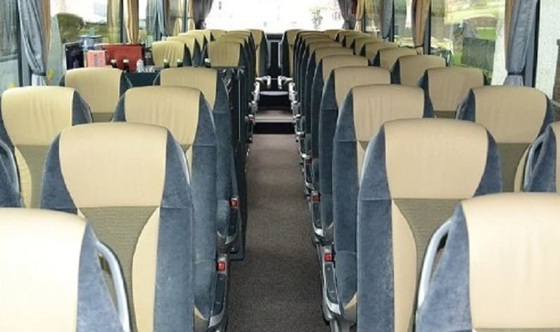 France: Coach operator in Normandy in Normandy and Mont-Saint-Aignan